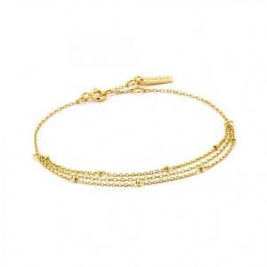 $39.00 Draping Swing Bracelet Gold