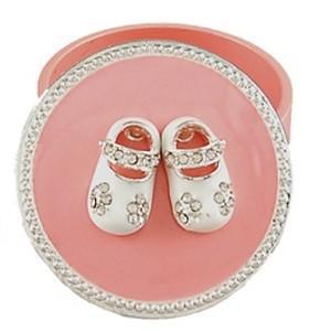 $24.99 Baby Girl Shoe Box Pink