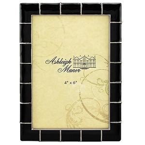 $24.99 Marlene Black & Silver 4X6