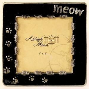 $19.99 Meow Frame 4X4 Black