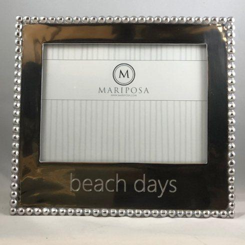 $59.00 Mariposa Beach Days 5x7 Statement Frame