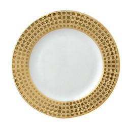 $59.00 Athena Gold Bread Plate