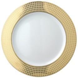 $232.00 Athena Gold Accent Charger