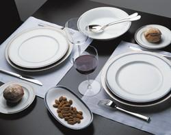 $334.00 Athena Platinum Place Setting