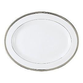 "$431.00 Athena Platinum Platter 15"" Ov"
