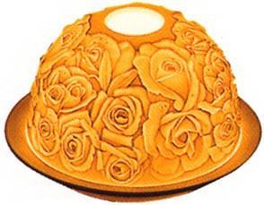 $60.00 Bouquet De Roses Votive