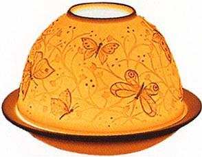 $60.00 Butterflies In Flight Votive.