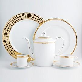 $47.00 Athena Gold Tea Saucer