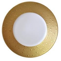 $294.00 Ecume Gold Vegetable Bowl