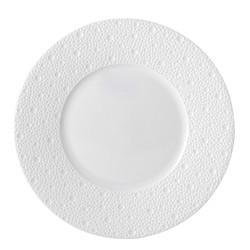 $50.00 Ecume White Salad Plate
