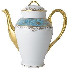 $1,393.00 Eden Turquoise Coffee Pot