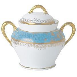$1,066.00 Eden Turquoise Sugar Bowl