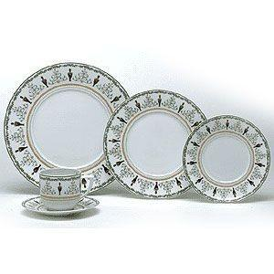 $43.00 Grenadiers Coffee Saucer