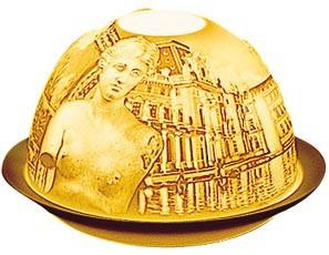 $60.00 Louvre Votive Candle