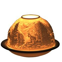 $60.00 Mountains Votive Candle