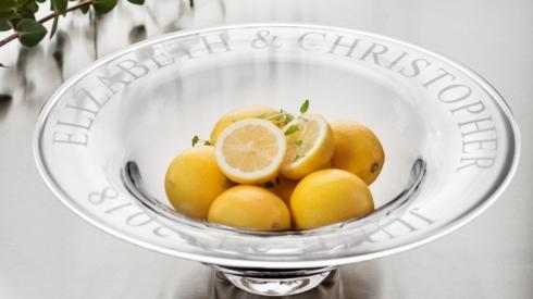 Simon Pearce  Bowls Wedding Bowl Engraved $295.00