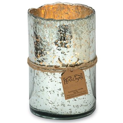 Himalayan Trading Post   Candle Silver Hurricane Red Currant $73.00