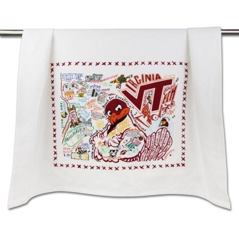 catstudio   Virginia Tech Collegiate Dish Towel $21.00