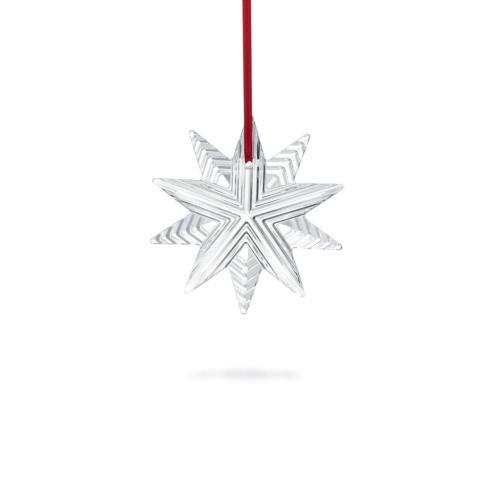 $110.00 2021 Annual Christmas Ornament  --- 2 stars forming a snowflake