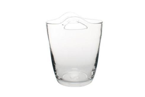 Canvas Home   Glass handled ice bucket  $65.00