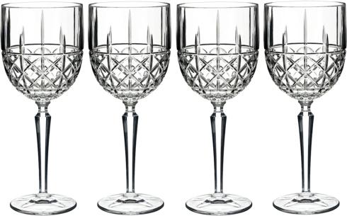 Waterford   Brady White Wine set/4 $42.50