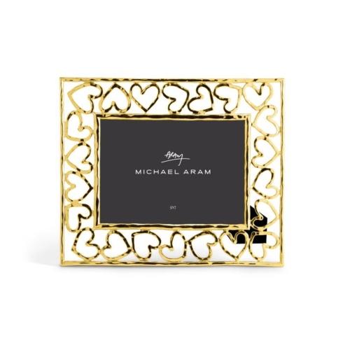Michael Aram   Heart Gold Frame 5x7 $125.00