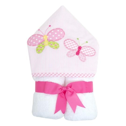 $60.00 Butterfly Themed Everykid Towel  - Personalized