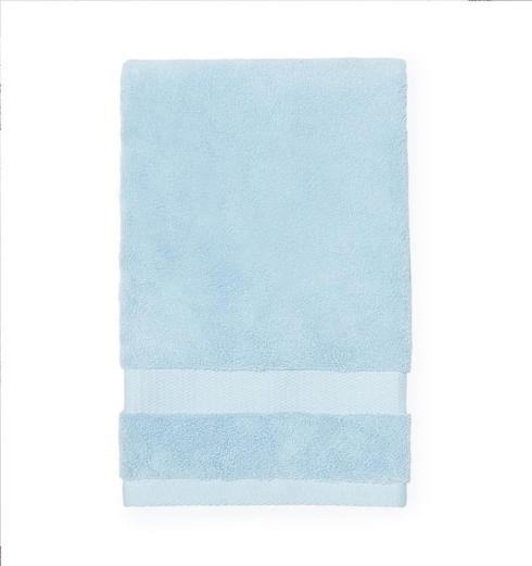 "$66.00 Bello Blue Bath Towel 30"" x 60"""