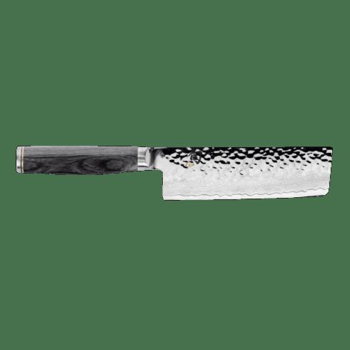 """Shun Cutlery   Premier Grey Nakiri 5.5"""" $174.95"""