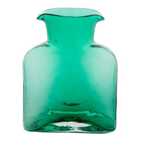"$53.00 8"" Bottle / Carafe Seafoam"
