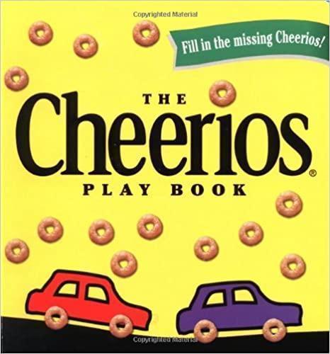 $7.99 The Cheerios Play Book