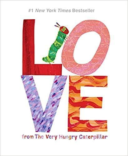 $8.99 Love from The Very Hungry Caterpillar (The World of Eric Carle)