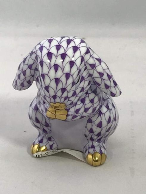 $235.00 Praying Bunny Lavender