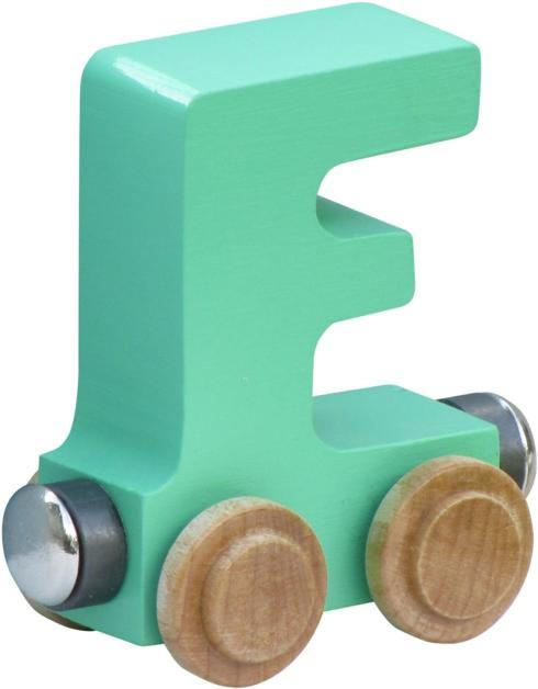 $5.85 Name Trains Pastel Letter F