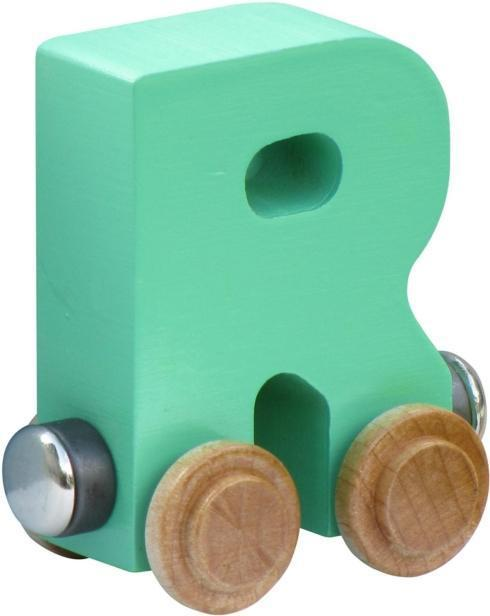$5.85 Name Trains Pastel Letter R