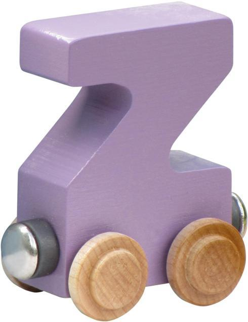 $5.85 Name Trains Pastel Letter Z