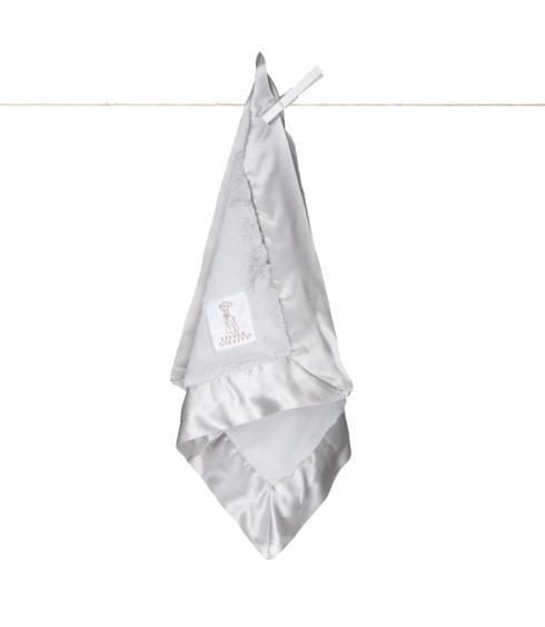 $49.00 Luxe Blankey Silver Grey