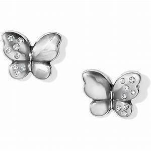 $30.00 Earring Butterfly Kiss Post