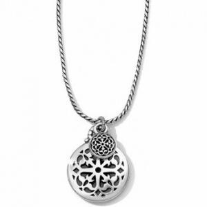 $48.00 Jl4760 Ferrara Petite Necklace