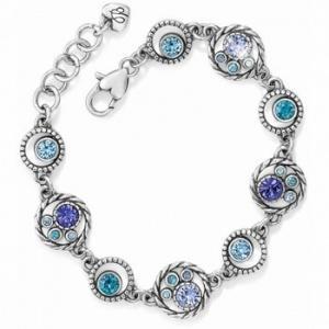 $60.00 Jb9053 Tnz Halo Bracelet