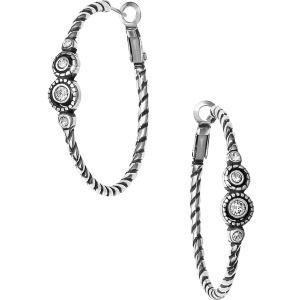 $32.00 Earrings Halo Hoop
