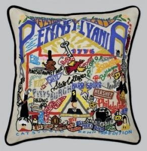 catstudio   Pennsylvania Pillow $196.00