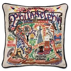 catstudio   Philadelphia Pillow $166.60