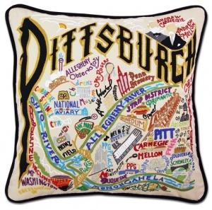 catstudio   Pittsburgh Pillow $196.00