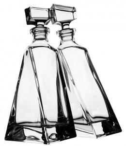 Crystalite Bohemia   Lovers Decanters (set of 2 decanters) $139.99