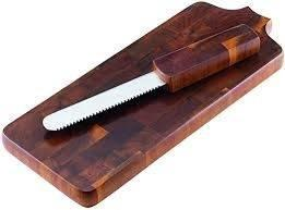 Contemporary Concepts Exclusives   Dansk Belongings Bread Board With Knife $44.99