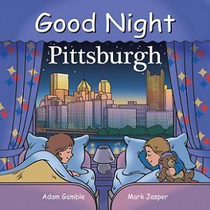 $9.95 Good Night Pittsburgh Book