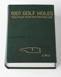 $125.00 1001 Golf Holes You