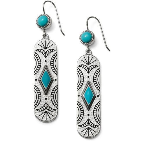 $58.00 Southwest Dream French Wire Earrings