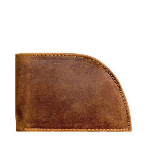 $55.00 Front Pocket Wallet Rogue Allagash Tan 3 slot